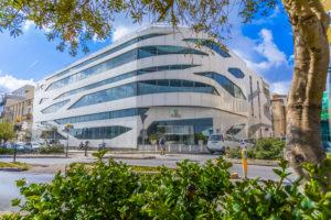 MITA data centre facade