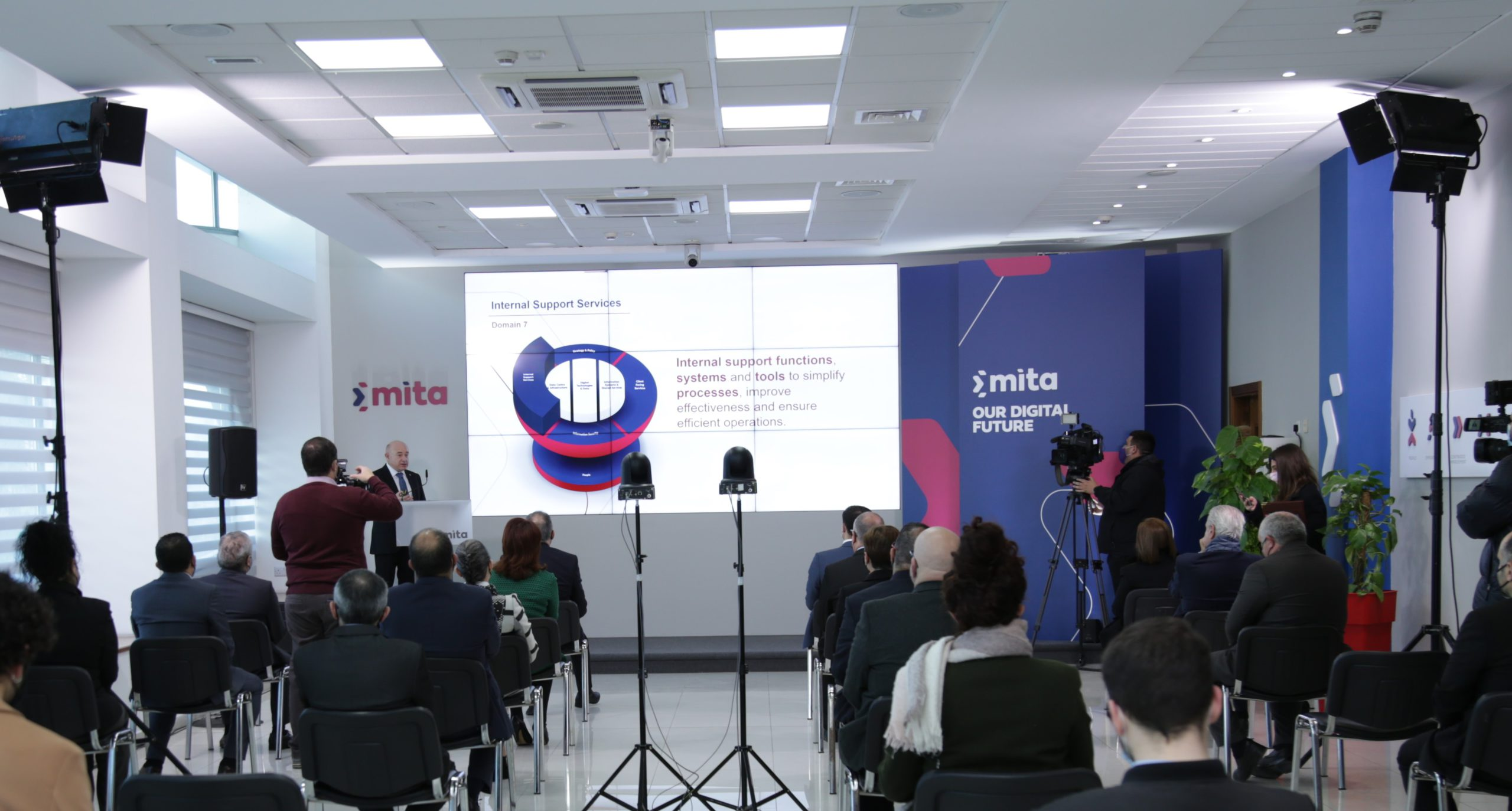 Technology for a better government at core of MITA Strategy
