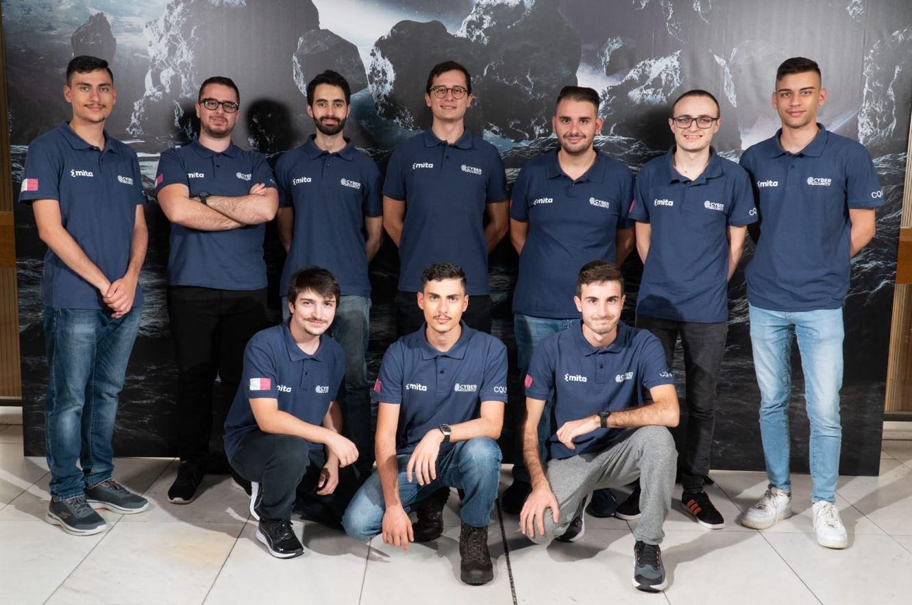 Prague 2021 – European Cyber Security Challenge